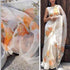 Charming White Organza Saree With Blouse