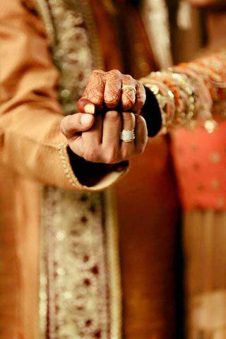 Complete Engagement Ceremony Style Guide for Indian Grooms & Brides