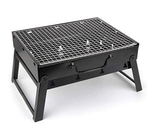 Load image into Gallery viewer, Mini Portable Folding Charcoal BBQ Grill Outdoor Picnic