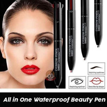 Load image into Gallery viewer, All in One Waterproof Beauty Pen