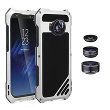 Load image into Gallery viewer, Samsung Galaxy S8/S8 Plus Camera Lens Kit Case