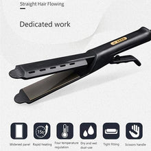 Load image into Gallery viewer, Ionic Flat Iron Hair Straightener