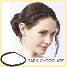 Load image into Gallery viewer, Braided Hair Headband