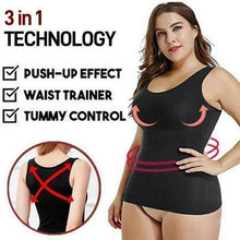 Load image into Gallery viewer, 3 in 1 Sculpting Body Shaping Cami
