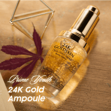 Load image into Gallery viewer, Prime Youth 24K Gold Ampoule
