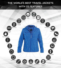 Load image into Gallery viewer, BAUBAX 2.0-The World's Best TRAVEL JACKET with 25 Features