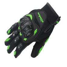 Load image into Gallery viewer, Motorcycle Breathable Glove Full Finger