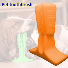 Load image into Gallery viewer, Bristly: World's Most Effective Dog Toothbrush