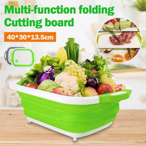 Collapsible Chopping Block
