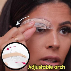Adjustable Perfect Eyebrow Stamp