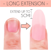 Load image into Gallery viewer, Fiberglass Quick Nail Extension Set