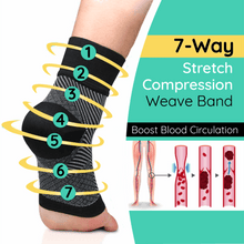 Load image into Gallery viewer, CURE™ Pain Relief Compression Foot Sleeve