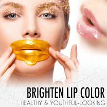 Load image into Gallery viewer, 24K Gold Moisture Rich Lip Mask