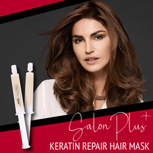 Load image into Gallery viewer, SalonPlus+ Keratin Repair Hair Mask (1 box)