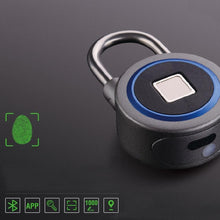 Load image into Gallery viewer, Mini Fingerprint Scanning Smartlock