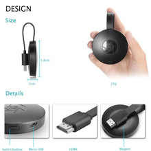 Load image into Gallery viewer, HDMI Wireless TV Stick