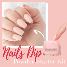 Load image into Gallery viewer, Nails Dip Powder Starter Kit