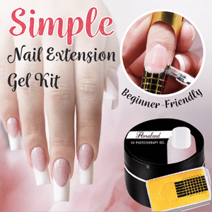 Simple Nail Extension Gel Kit