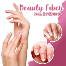 Load image into Gallery viewer, Beauty Fiber Nail Extension (10PCS)