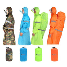 Load image into Gallery viewer, Bluefield Camping Raincoat