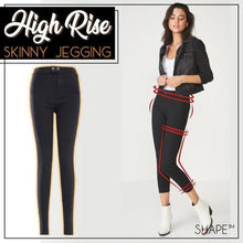 Load image into Gallery viewer, High Rise Skinny Jegging
