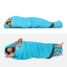 Load image into Gallery viewer, Mummy Cotton Sleeping Bag