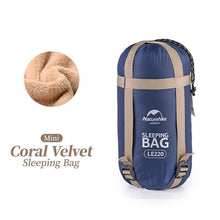 Load image into Gallery viewer, Coral Velvet Ultralight Sleeping Bag