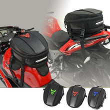 Load image into Gallery viewer, Motorcycle Rear Seat Bag