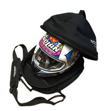 Load image into Gallery viewer, Motorcycle Helmet Bag