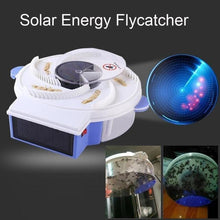 Load image into Gallery viewer, Solar Energy Flycatcher Electric Fly Trap