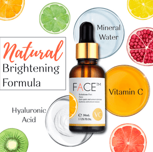 FACE™ Ultra Brightening Spotless Serum