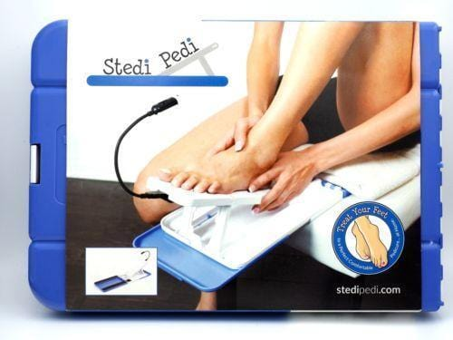 Stedi Pedi - Comfortable Pedicure at Home