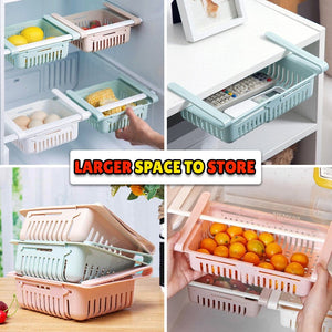 Stretchable Storage in Refrigerator