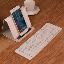 Load image into Gallery viewer, Wireless Bluetooth Folding Keyboard