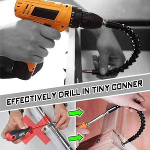 Extension screwdriver