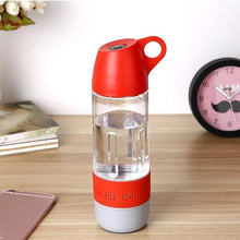 Load image into Gallery viewer, Water Bottle Bluetooth Speaker Compass 3 In 1