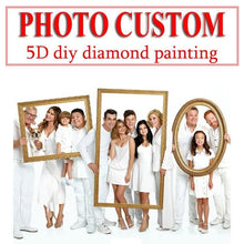 Load image into Gallery viewer, Personalized Diamond Painting Canvas