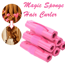 Load image into Gallery viewer, Magic Sponge Hair Curler (6PCS)