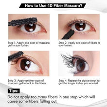 Load image into Gallery viewer, Ultimate 4D Fiber Mascara Set