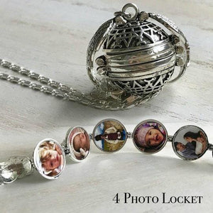 Best Memory Photo Locket Necklace
