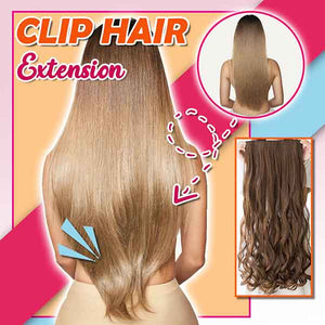Clips Hair Extensions