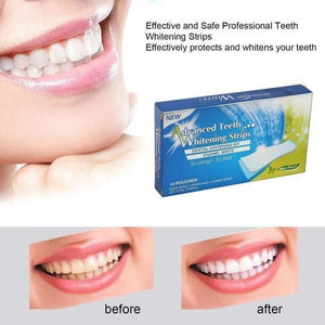 Professional 3D Whitening Teeth Strips