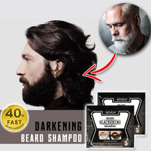 Load image into Gallery viewer, Beard Herbal Darkening Shampoo