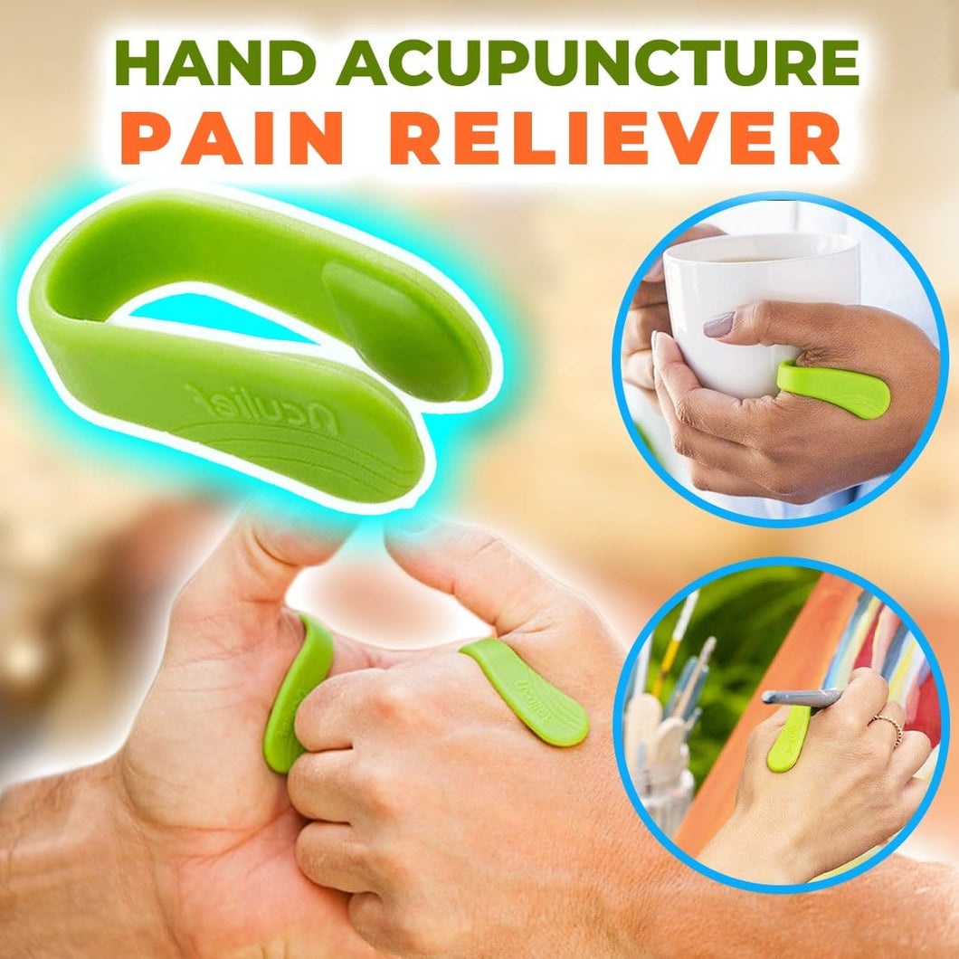 Hand Acupuncture Pain Reliever