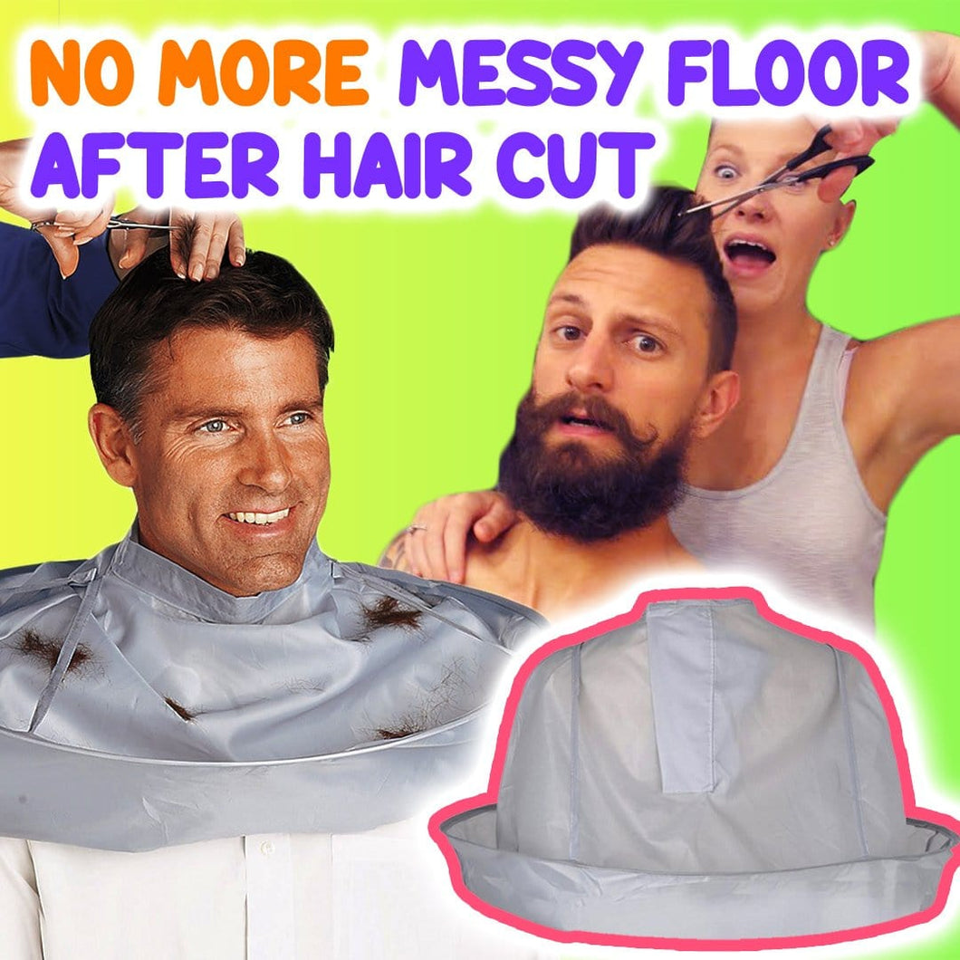 DIY Haircut Super-clean Cloak