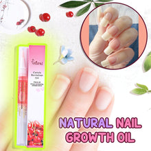 Load image into Gallery viewer, Natural Fast Nail Growth Oil