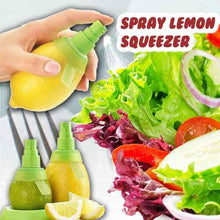 Load image into Gallery viewer, Spray Lemon Squeezer