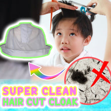 Load image into Gallery viewer, DIY Haircut Super-clean Cloak