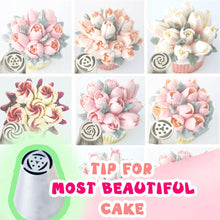 Load image into Gallery viewer, Magical Cake Decor Piping Tips