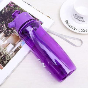 Multi-functional Spray Water Bottle